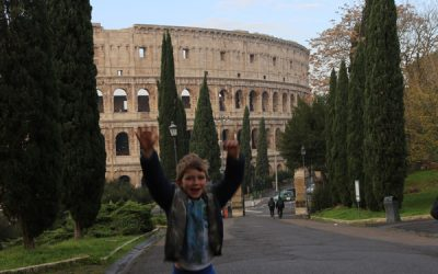 Italy for kids- What to do in Rome and Naples
