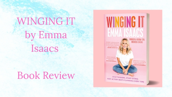 Winging It! by Emma Isaacs – Book Review